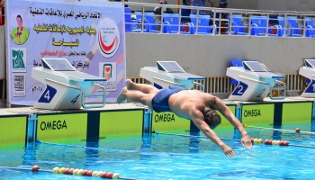 Al Ahram: Marseilia Group sponsored the Republic Swimming Championship for mental disabilities