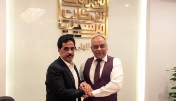 Al Ahram : Officially .. Mr. Sherif Heliw: Marseilia group chairman