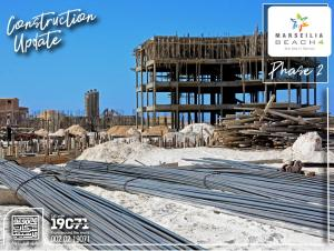 Construction Update May 2018 - Phase 2