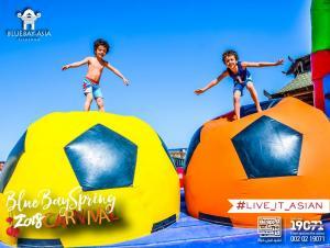 Celebrate Bluebay's Spring Carnival 2018